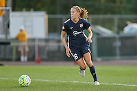 Piscataway, NJ - Saturday Aug. 27, 2016: Sarah Killion during a regular season National Women's Soccer League (NWSL) match between Sky Blue FC and the Chicago Red Stars at Yurcak Field.