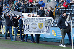 Notts County 0 Mansfield Town 0, 14/01/2017. Meadow Lane, League Two. Juventus fans attending Meadow Lane to mark the link between the clubs. Photo by Paul Thompson.