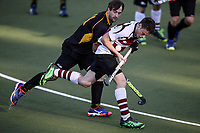 North Harbour v Capital Men. National Hockey League Day One action, National Hockey Stadium, Wellington, New Zealand. Saturday 15 September 2018. Photo: Simon Watts/www.bwmedia.co.nz/Hockey NZ