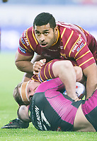 Picture by Allan McKenzie/SWpix.com - 15/03/2018 - Rugby League - Betfred Super League - Huddersfield Giants v Hull KR - John Smith's Stadium, Huddersfield, England - Sebastine Ikahihifo.
