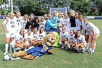 FIU Women's Soccer v. UALR (10/21/12)