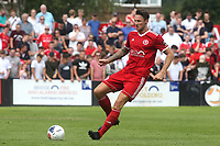 Rob Swaine of Welling United in action during Welling United vs Charlton Athletic, Friendly Match Football at the Park View Road Ground on 13th July 2019