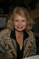 ©2004 KATHY HUTCHINS /HUTCHINS PHOTO.STARS OF THE ZONE CONVENTION (TWILIGHT ZONE).NO HOLLYWOOD, CA.AUGUST 21, 2004..KATHY GARVER
