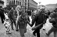 carnevale a Milano 1993