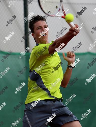 2007-07-24 / Tennis / Clemcy Tercken