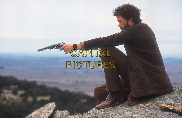 HEATH LEDGER.in Ned Kelly.Filmstill - Editorial Use Only.Ref: FB.sales@capitalpictures.com.www.capitalpictures.com.Supplied by Capital Pictures.
