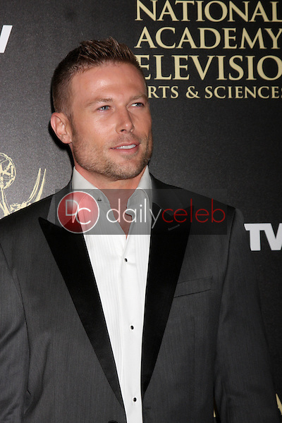 LOS ANGELES - JUN 22:  Jacob Young at the 2014 Daytime Emmy Awards Arrivals at the Beverly Hilton Hotel on June 22, 2014 in Beverly Hills, CA