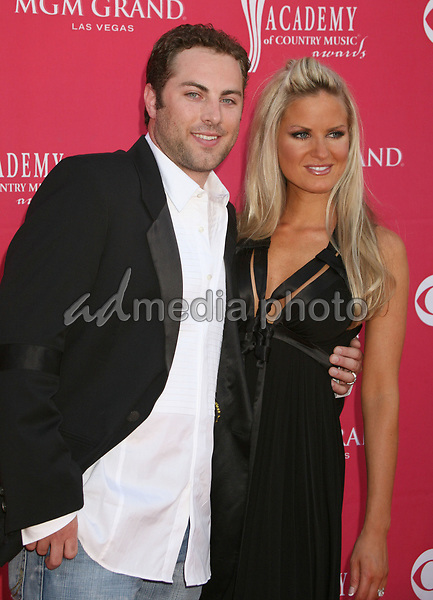 15 May 2007 - Las Vegas, Nevada - Jay McGraw and wife. 42nd Annual Academy Of Country Music Awards held at the MGM Grand Garden Arena. Photo Credit: Byron Purvis/AdMedia