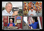 Tom Fitzgerald, Liam O'Neill, Thomas Ashe and John Moriarty.<br /> Picture: Don MacMonagle - macmonagle archive<br /> e: info@macmonagle.com