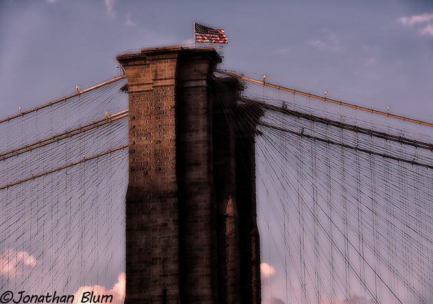 Brooklyn Bridge, Late Afternoon