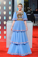www.acepixs.com<br /> <br /> February 12 2017, London<br /> <br /> Anya Taylor-Joy arriving at the 70th EE British Academy Film Awards (BAFTA) at the Royal Albert Hall on February 12, 2017 in London, England<br /> <br /> By Line: Famous/ACE Pictures<br /> <br /> <br /> ACE Pictures Inc<br /> Tel: 6467670430<br /> Email: info@acepixs.com<br /> www.acepixs.com