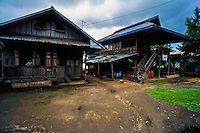 Indonesia, Sulawesi, Remboken. Remboken is a small village near Lake Tondano in the Minahasa highlands. The speciality craft here is pottery.