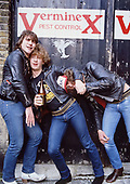 1980: TANK - Photosession in London