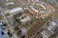 Wentorf: EUROPA, DEUTSCHLAND, SCHLESWIG- HOLSTEIN, WENTORF(GERMANY), 8.03.2008: Gemeide Wentorf bei Hamburg, Uebersicht, Ansicht, Bauplanung, Stadtplanung, Haus, Haeuser, Strassen, Verkehr, Kaserne, Suedring,  Luftbild, Luftaufnahme, Luftansicht, Aufwind-Luftbilder, .c o p y r i g h t : A U F W I N D - L U F T B I L D E R . de.G e r t r u d - B a e u m e r - S t i e g 1 0 2, 2 1 0 3 5 H a m b u r g , G e r m a n y P h o n e + 4 9 (0) 1 7 1 - 6 8 6 6 0 6 9 E m a i l H w e i 1 @ a o l . c o m w w w . a u f w i n d - l u f t b i l d e r . d e.K o n t o : P o s t b a n k H a m b u r g .B l z : 2 0 0 1 0 0 2 0  K o n t o : 5 8 3 6 5 7 2 0 9.C o p y r i g h t n u r f u e r j o u r n a l i s t i s c h Z w e c k e, keine P e r s o e n l i c h ke i t s r e c h t e v o r h a n d e n, V e r o e f f e n t l i c h u n g n u r m i t H o n o r a r n a c h M F M, N a m e n s n e n n u n g u n d B e l e g e x e m p l a r !.