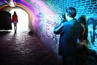 20110922 - Utrecht - Foto: Ramon Mangold - NFF 2011 - Nederlands Filmfestival - .Educatie -  Workshops: Jongeren maken kennis met de wereld van de film: Filmen, monteren en posters maken.