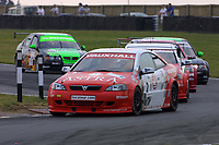 Round 7 of the 2002 British Touring Car Championship. #2 Yvan Muller (FRA). Vauxhall Motorsport. Vauxhall Astra Coupé.