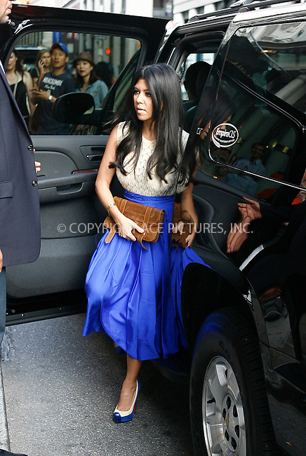WWW.ACEPIXS.COM . . . . .  ....September 1 2011, New York City....Kourtney Kardashian arriving at a hotel in midtown on September 1 2011 in New York City....Please byline: CURTIS MEANS - ACE PICTURES.... *** ***..Ace Pictures, Inc:  ..Philip Vaughan (212) 243-8787 or (646) 679 0430..e-mail: info@acepixs.com..web: http://www.acepixs.com