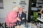 pictured at the launch of the book Eyewitness and the website the kennelllyarchive.com in the library of the IT Tralee north campus on Thursday.