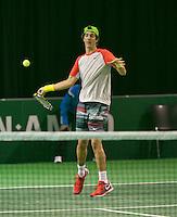 08-02-14, Netherlands,RotterdamAhoy, ABNAMROWTT,, ,  <br /> Photo:Tennisimages/Henk Koster