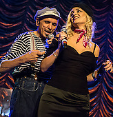 DEXYS-vocalist Kevin Rowland performing live at The Roundhouse London - 27 June 2014.  Photo credit: Iain Reid/IconicPix