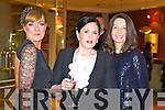 Pictured at Kerry Fashion Weekend awards held in the Carlton hotel, Tralee on Saturday evening, were l-r: Karen Moriarty, Anne O'Neill and Pauline Fitzgerald (all Tralee)