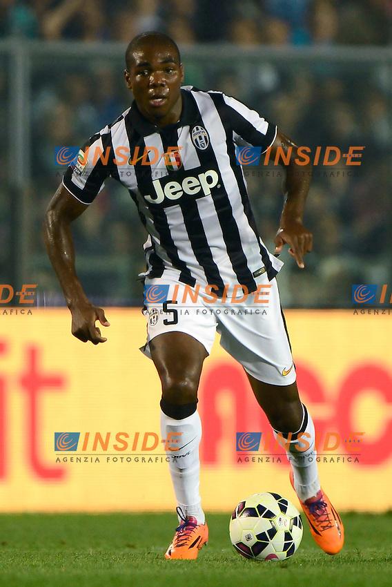 Angelo Ogbonna Juventus<br /> Bergamo 27-09-2014 Stadio Atleti Azzurri d'Italia - Football Calcio Serie A Atalanta - Juventus. Foto Giuseppe Celeste / Insidefoto