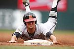 Kevin Biondic (41)<br /> Maryland v Michigan<br /> Big 10 Baseball Tournament Championship Game<br /> <br /> &copy;2015 Bruce Kluckhohn<br /> #612-929-6010<br /> bruce@brucekphoto.com