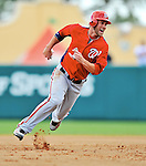 2012-03-06 MLB: Nationals at Braves Spring Training
