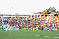 SÃO PAULO,SP, 20.03.2016 - FLAMENGO-FLUMINENSE - Partida entre Flamengo e Fluminense em partida válida pelo Campeonato Carioca, no estádio do Pacaembu, na zona oeste de São Paulo, neste domingo. (Foto: William Volcov/Brazil Photo Press)