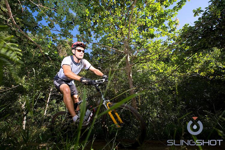 Generic Mountain Biking Shots, Cape Town SOuth Africa