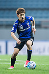 Gamba Osaka Midfielder Doan Ritsu in action during the AFC Champions League 2017 Group H match Between Jeju United FC (KOR) vs Gamba Osaka (JPN) at the Jeju World Cup Stadium on 09 May 2017 in Jeju, South Korea. Photo by Marcio Rodrigo Machado / Power Sport Images