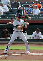 Jaycob Brugman - Mesa Solar Sox - 2017 Arizona Fall League (Bill Mitchell)