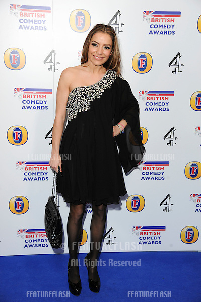 Elen Rivas arriving for 2011 Comedy Awards at Indigo, O2 arena, London. 22/01/2011  Picture by: Steve Vas / Featureflash
