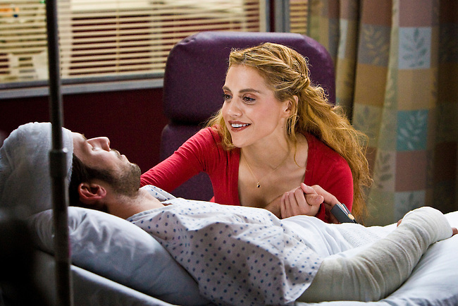 Brittany Murphy as Cilla McGowan in Lifetime Television's 'Tribute.'