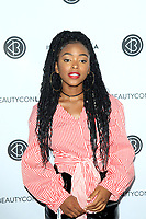 LOS ANGELES - AUG 12:  Lovie Simone at the 5th Annual Beautycon Festival Los Angeles at the Los Angeles Convention Center on August 12, 2017 in Los Angeles, CA