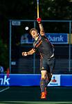 AMSTELVEEN - Mink van der Weerden (Ned)  tijdens de halve finale  Nederland-Belgie van de Pro League hockeywedstrijd heren. COPYRIGHT KOEN SUYK