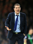 West Ham's Slaven Bilic looks on<br /> <br /> Barclays Premier League - West Ham United v Stoke City - Upton Park - England -12th December 2015 - Picture David Klein/Sportimage