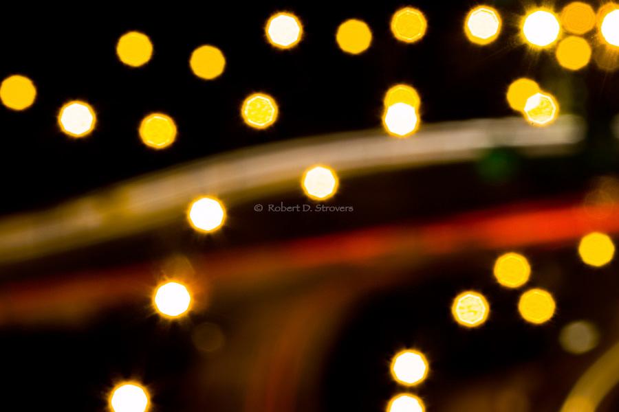 Pittsburgh bridges - Long exposure night scenes