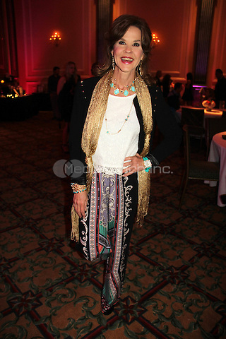 HOLLYWOOD, CA - FEBRUARY 8: Linda Blair at the 2nd Annual Waggy Awards to Benefit the Tailwaggers Foundation at Taglyan Complex in Hollywood, California on February 8, 2015. Credit: David Edwards/DailyCeleb/MediaPunch