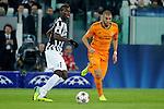 IM Torino 05-11-2013 Juventus Stadium<br /> Champions League 2013/2014<br /> Juventus Vs Real Madrid<br /> nella foto Pogba<br /> foto Marco Iorio