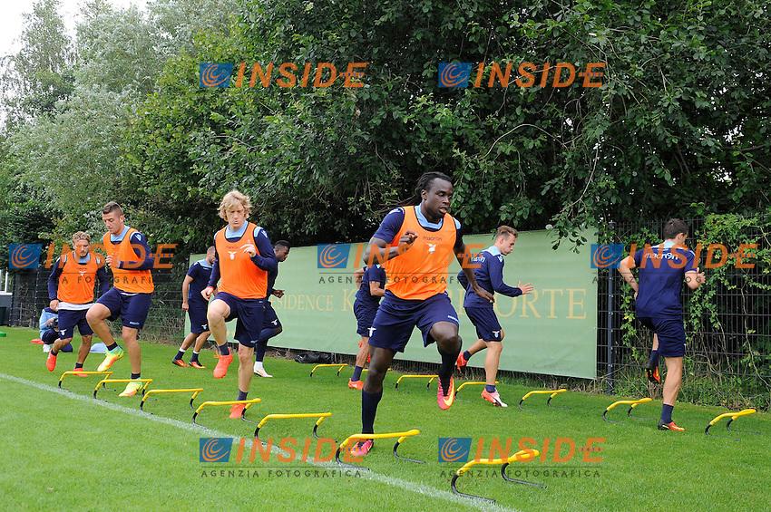 Jordan Lukaku<br /> 06-08-2016 Marienield<br /> Allenamento Lazio <br /> SS Lazio traning day<br /> @ Marco Rosi / Fotonotizia / Insidefoto