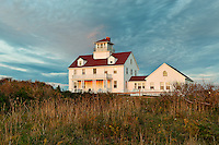 Coast guard station, Coast Guard Beach, Cape Cod National Seashore