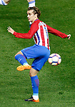 Atletico de Madrid's Antoine Griezmann during La Liga match. April 4,2017. (ALTERPHOTOS/Acero)