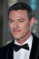 Luke Evans<br /> The EE British Academy Film Awards 2019 held at The Royal Albert Hall, London, England, UK on February 10, 2019.<br /> CAP/PL<br /> ©Phil Loftus/Capital Pictures