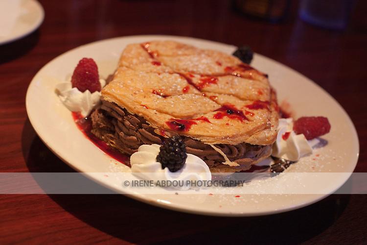 Local cuisine (dessert) in New Orleans, Louisiana