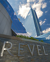 RD- Revel Hotel Exterior, Atlantic City NJ 6 14