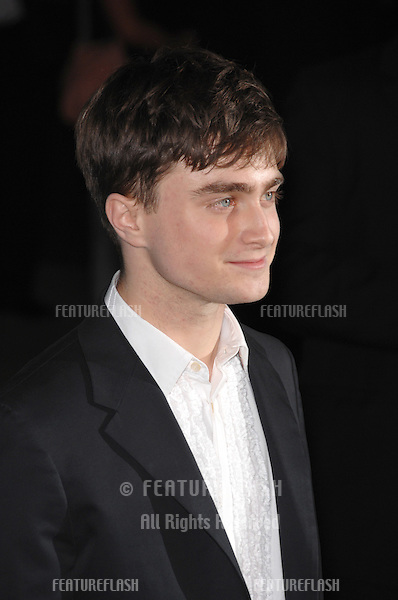 "Daniel Radcliffe at the Los Angeles premiere of his new movie ""December Boys""..September 7, 2007  Los Angeles, CA.Picture: Paul Smith / Featureflash"