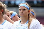 01 May 2016: North Carolina's Molly Hendrick. The University of North Carolina Tar Heels played the Syracuse University Orange at Lane Stadium in Blacksburg, Virginia in the 2016 Atlantic Coast Conference Women's Lacrosse Tournament championship match. North Carolina won 15-14 in overtime.