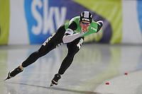 SCHAATSEN: AMSTERDAM: Olympisch Stadion, 01-03-2014, KPN NK Sprint/Allround, Coolste Baan van Nederland, Ireen Wüst, ©foto Martin de Jong