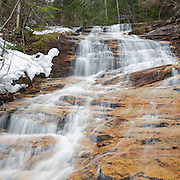 This is the image for April in the 2016 White Mountains New Hampshire calendar. Kedron Flume along Kedron Brook in Harts Location, New Hampshire USA. The calendar can be purchased here: http://bit.ly/17LpoRV